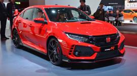 Honda Civic Type R sẽ được trưng bày tại VMS 2018