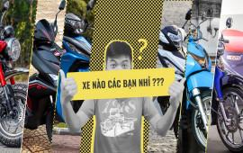 2 mẫu xe máy Honda sắp ra mắt tại Việt Nam