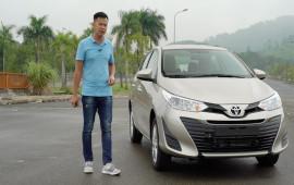 Đánh giá xe Toyota Vios 2018: Có điều gì để chê?
