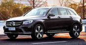 Mercedes-Benz GLC L 2019 chính thức lộ diện