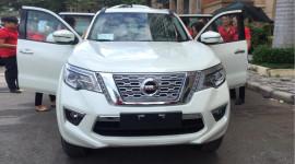 Nissan Terra 2018 đã có mặt tại Việt Nam, cạnh tranh Fortuner