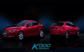Bộ đôi Mazda3 Sedan và Hatchback hút khách tại Việt Nam