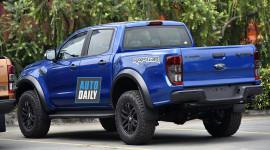 Ranger Raptor sẵn sàng ra mắt khách hàng Việt