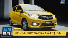 """Honda Brio sắp ra mắt tại Việt Nam: """"Kẻ đến sau"""" có đáng gờm?"""