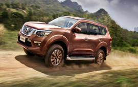 Nissan Terra sắp ra mắt tại Việt Nam: Đe doạ Toyota Fortuner