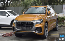 Ảnh nóng Audi Q8 và A7 hoàn toàn mới tại Việt Nam