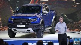 Ford Ranger Raptor chốt giá 1,198 tỷ đồng