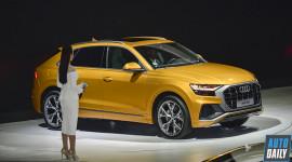 Audi Q8 2019 chính thức ra mắt tại Việt Nam