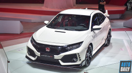 Chi tiết xế khủng Honda Civic Type R tại Việt Nam