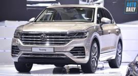 Volkswagen Touareg 2019: Chờ ngày đến tay người dùng Việt