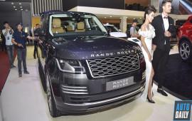 Range Rover 2018 ra mắt tại Việt Nam, giá từ 7,35 tỷ