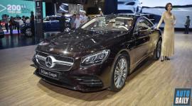 Mercedes-Benz S450 Coupe 2018 ra mắt tại VN, giá 6,17 tỷ