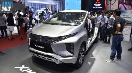 Mitsubishi Xpander hút khách tại Vietnam Motor Show 2018