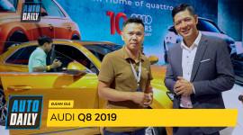 """Cùng siêu mẫu Bình MInh """"chém gió"""" về Audi Q8"""