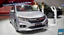 Honda City L Modulo chốt giá 618 triệu đồng