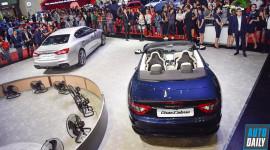 Không gian trưng bày giàu cảm xúc của Maserati tại Vietnam Motor Show