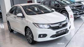 Lỗi túi khí, Honda Việt Nam triệu hồi hơn 1.500 xe City