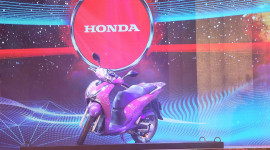 Chiếc xe máy thứ 25 triệu của Honda Việt Nam xuất xưởng
