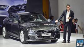 Audi A7 Sportback 2019 giá 3,8 tỷ đồng ra mắt tại Việt Nam
