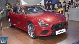 Chi tiết Maserati Ghibli GranSport vừa ra mắt tại Việt Nam