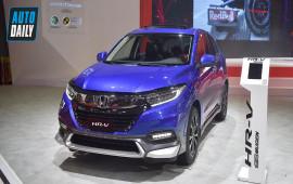 Honda HR-V với gói phụ kiện Mugen cực chất