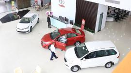 Khai trương đại lý Toyota Tiền Giang