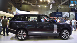 Khám phá Range Rover Autobiography LWB chính hãng giá hơn 10 tỷ