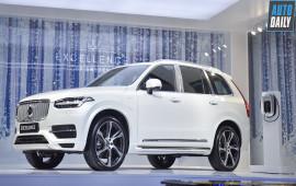 """Volvo XC90 Excellence và 5 mẫu xe có công suất """"khủng"""" tại VMS 2018"""