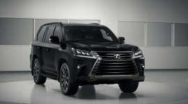 Lexus LX Inspiration Series có giá từ 100.420 USD