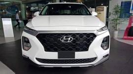 Hyundai Santa Fe 2019 xuất hiện tại đại lý, giá không dưới 1 tỷ