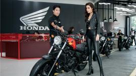 Siêu mẫu Minh Tú tham dự Honda Asian Journey 2018