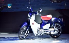 Cận cảnh Honda Super Cub C125 giá 85 triệu đồng