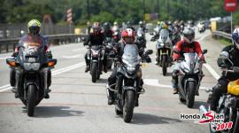 Honda Asian Journey Tour 2018 ngày 1: Cảm xúc khó tả trên đất Malaysia