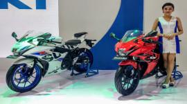 Suzuki GSX-R150 ABS trình làng, giá gần 2.200 USD
