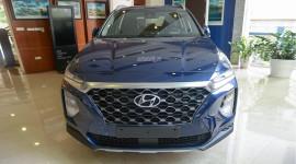 Hyundai SantaFe 2019: Chọn máy xăng hay máy dầu?