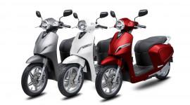 Chi tiết xe máy điện VinFast Klara