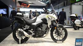 Honda CB500X 2019: Adventure giá mềm trình diện