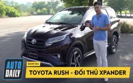 Đánh giá Toyota Rush: Đối thủ đáng gờm của Xpander