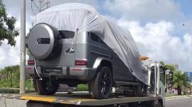 Mercedes-Benz G63 AMG Edition 1 giá gần 14 tỷ về VN