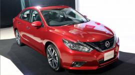 Ảnh thực tế Nissan Teana 2018 giá từ 40.600 USD