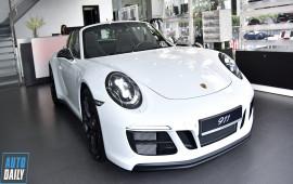 Chi tiết Porsche 911 Targa 4 GTS giá hơn 11 tỷ tại Việt Nam