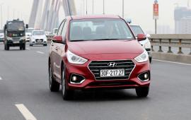 Accent hút khách, doanh số Hyundai tăng trưởng ấn tượng tại VN