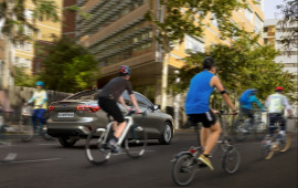 Ford giới thiệu công nghệ thực tế ảo cho người tham gia giao thông