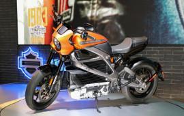 Harley-Davidson trình làng mẫu mô tô điện Livewire 2019