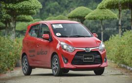 Toyota Wigo bán gấp đôi kỳ vọng, vượt doanh số Hyundai Grand i10