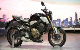 Soi nhanh Honda CB650R 2019: Naked-bike CỰC CHẤT sẽ về Việt Nam