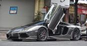 Đại gia Hà Nội sở hữu cả Lamborghini Aventador và Ferrari F12 Berlinetta