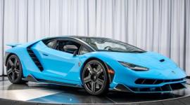 Siêu bò Lamborghini Centenario màu độc lên sàn xe cũ