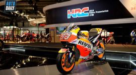 EICMA 2018 - Kim chỉ nam cho Honda Việt Nam Racing
