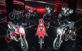 Những mẫu xe mô tô Ducati đáng chú ý vừa ra mắt
